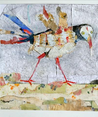 Sans titre (oiseau garde-champêtre)